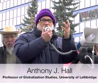 Prof. Anthony James Hall